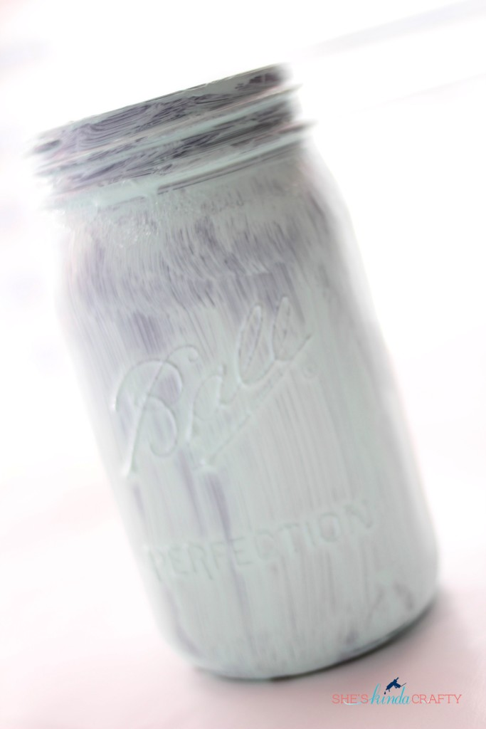 Mason Jar painting tricks