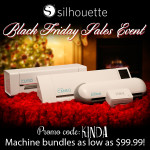 2015 Silhouette Black Friday Deals
